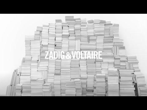 Zadig Fragrances // TOMES 1, 2 & 3 | Zadig & Voltaire