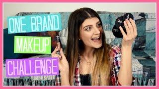 One Brand Makeup Challenge (DUST+CREAM) & GIVEAWAY   katerinaop22