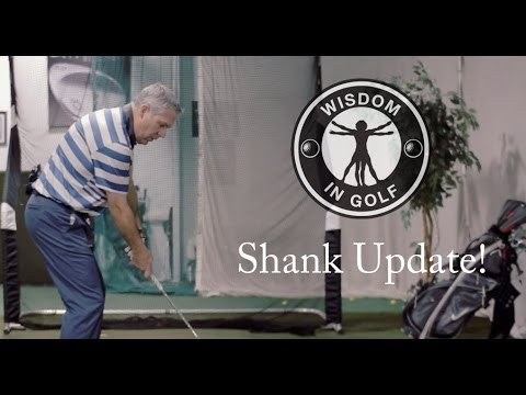 SETTING UP FOR SHANK?-Wisdom in Golf