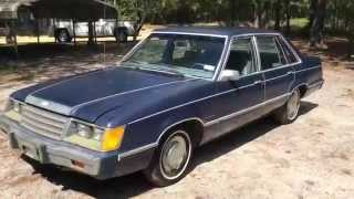 1984 Ford LTD For Sale SC Auctions South Carolina auction