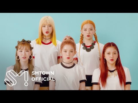 Thumbnail: Red Velvet 레드벨벳_러시안 룰렛 (Russian Roulette)_Music Video