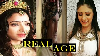 Real Age of Chandra Nandini Actors
