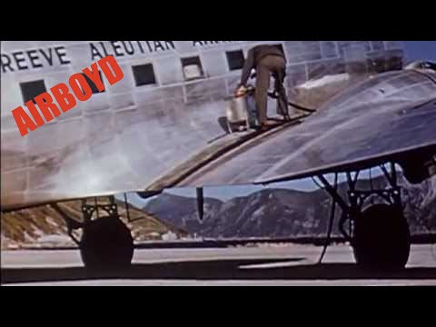Flying The Aleutians (1955)