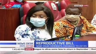 Reproductive bills elicits mixed reactions
