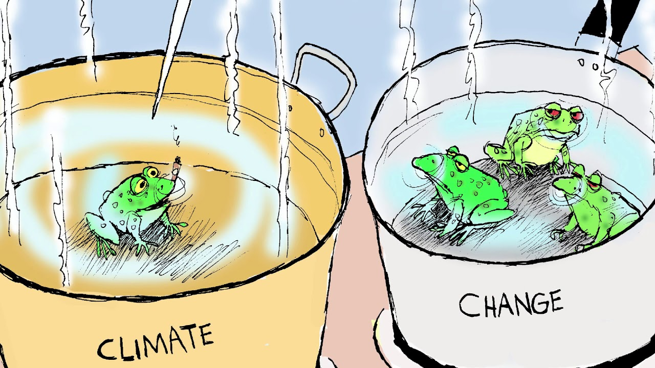 7 Scathing Cartoons About The U N S Climate Change Report
