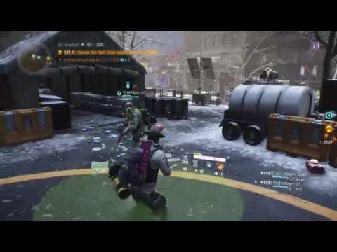 Rogue Nation The Division