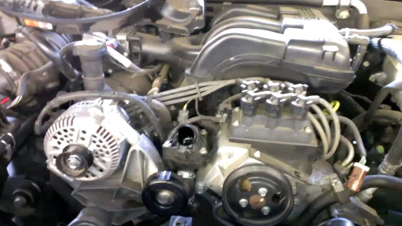 SHOP UPDATE 11/27/2012 EXPLORER WATER PUMP - YouTube