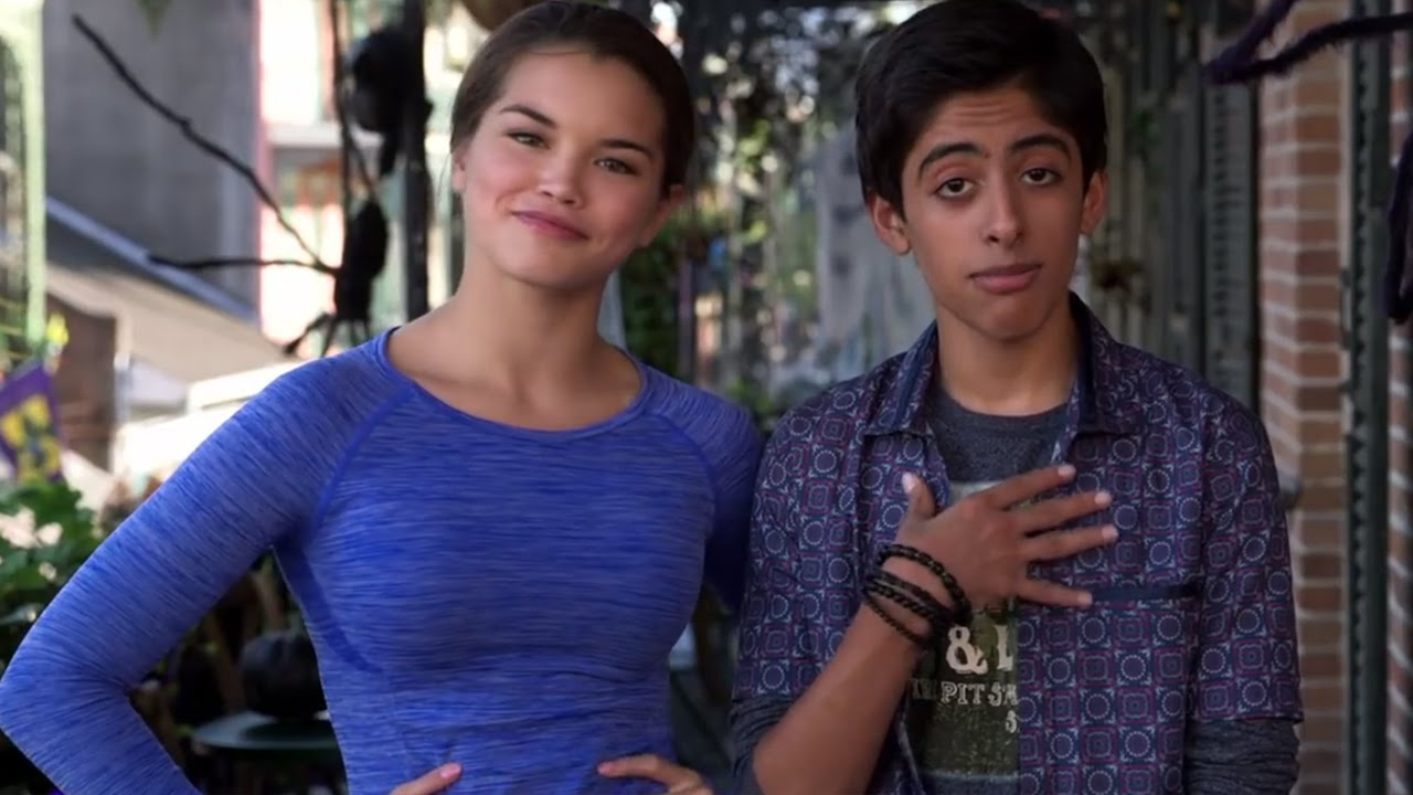 Download On the Set: Impersonation Game | Invisible Sister | Disney Channel