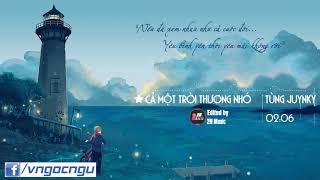 Cả một trời thương nhớ [Acoustic Cover] - Tùng Juynky