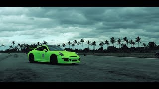 Most Craziest Color on a Car I have ever seen | Porsche Carrera GTS with Innotech Exhaust