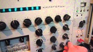 Радиоприемник Р-160П-02 / Radio Receiver R-160P