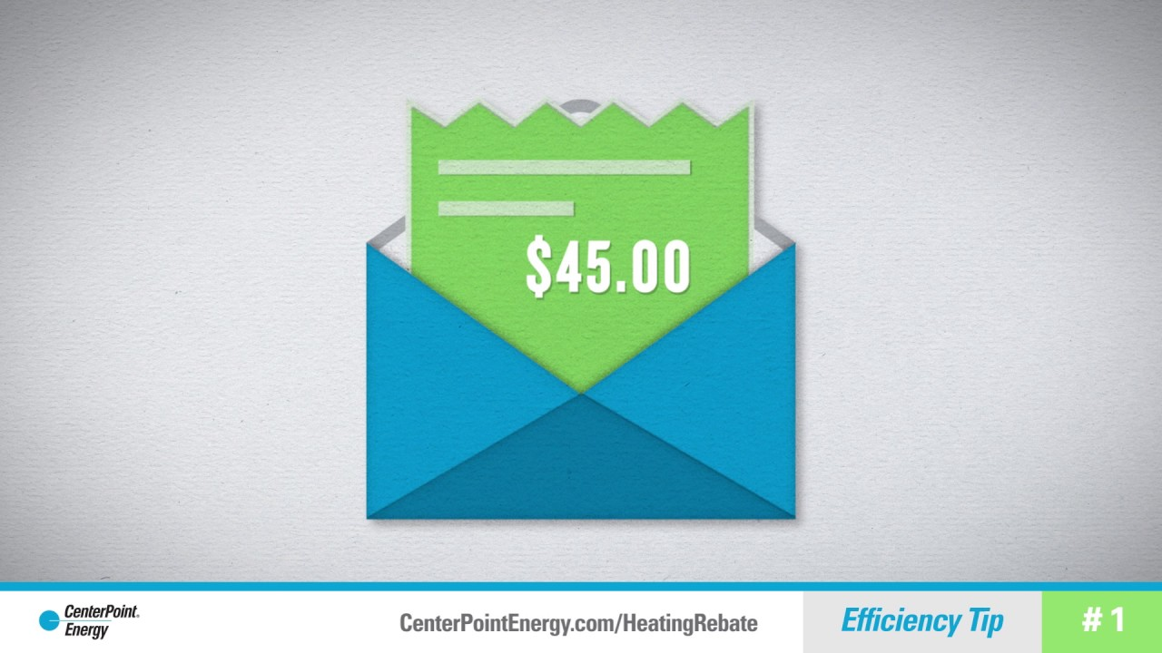CenterPoint Energy Minnesota natural gas heating system rebates ...