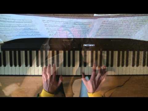 A Single Man  Stillness Of The Mind  Abel Korzeniowski Piano