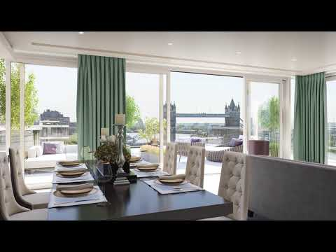 Landmark Place, London EC3 - Penthouses