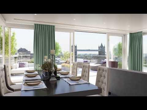 Landmark Place, London EC3 - Penthouses