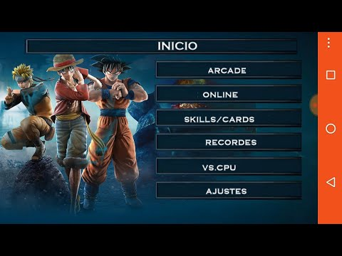 DOWNLOAD New Jump Force Tap Battle Mod For Android V2