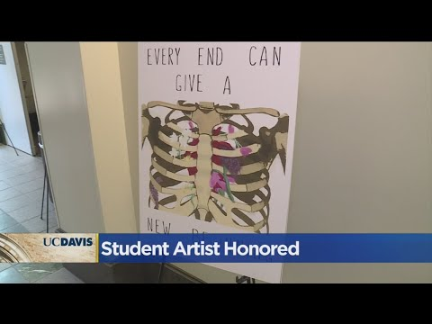 Teens Create Art To Encourage Organ And Tissue Donation
