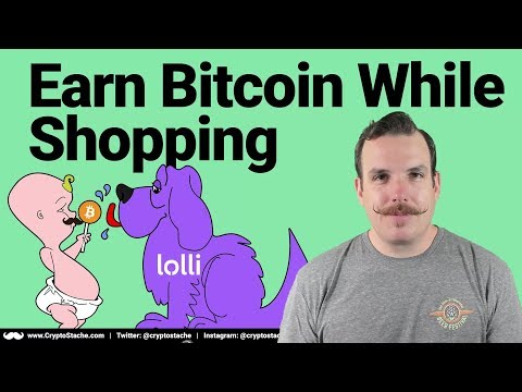 Earn Bitcoin While Shopping Online With Lolli