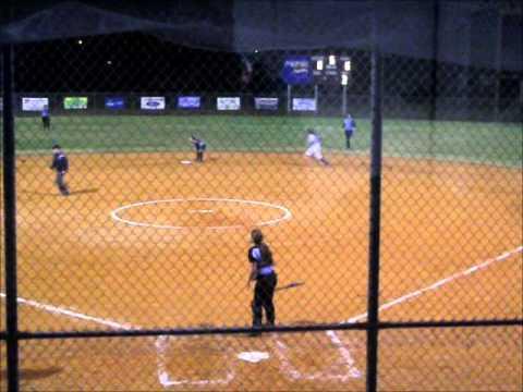 Ciera Schumaker Softball Highlights 2013