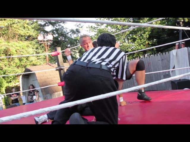 BYB 2015 - Tommy Nitro vs. Harlan Creed