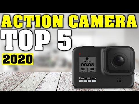 TOP 5: Best Action Camera 2020