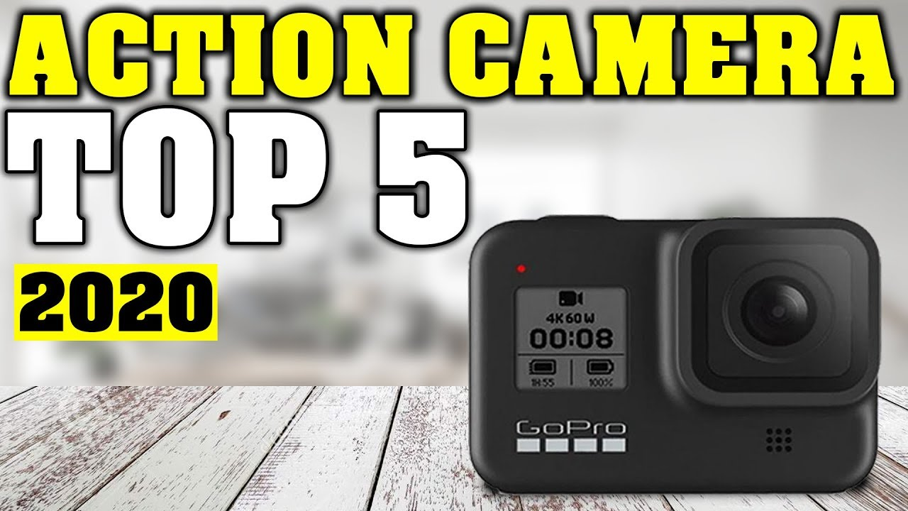 Top 5 Best Action Camera 2020 Youtube