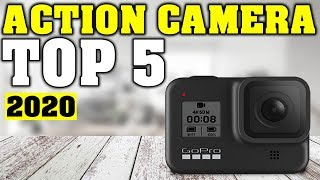 TOP 5: Best Action Camera 2020