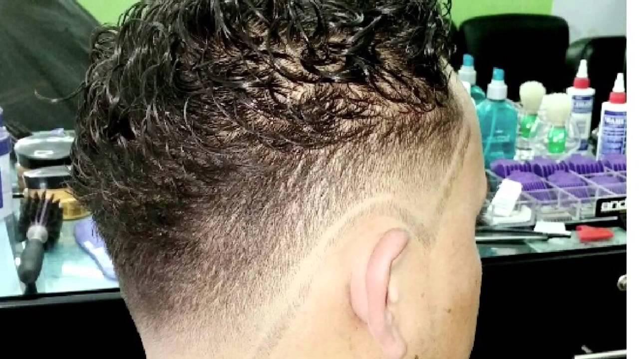 Cortes de cabello para hombres iguana