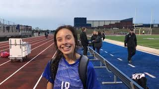 Varsity Girls Soccer: George sets scoring record