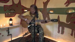 Charlie Parr - I Wonder How Long Until I Can Change My Clothes (Live @Pickathon 2011)