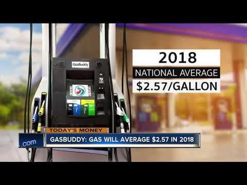 Gas Buddy:  Expect High Prices in 2018
