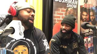 Adrien Broner Focused On Beating Manny Pacquiao