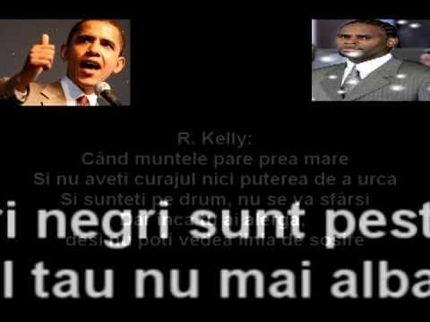 R. Kelly-I Believe (From Barack Obama)