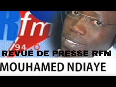 🔴REVUE DE PRESSE SENEGAL (RFM, IRADIO, ZIK FM WOLOF DU 29 MARS 2019 mp3)