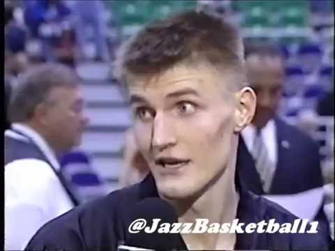 Andrei Kirilenko Utah Jazz Career Highlights (AK47 Extreme Ways)