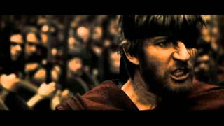 300 Ending Scene and Motivational Speech