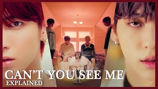 TXT CAN'T YOU SEE ME Meaning Explained: Lyrics and MV Breakdown and Analysis (TXT Theory)