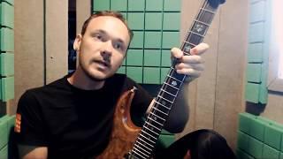 Как правильно делать подтяжки на гитаре (урок с patreon.com/fredguitarist)