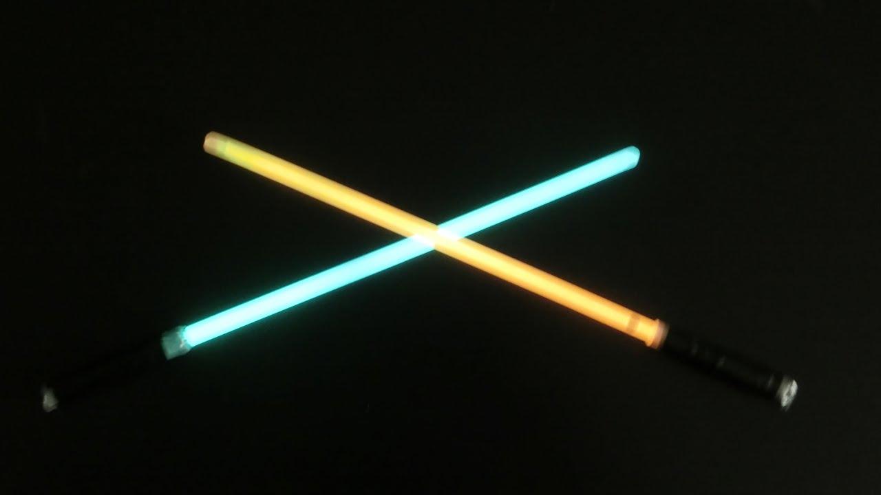 glow stick light sabers