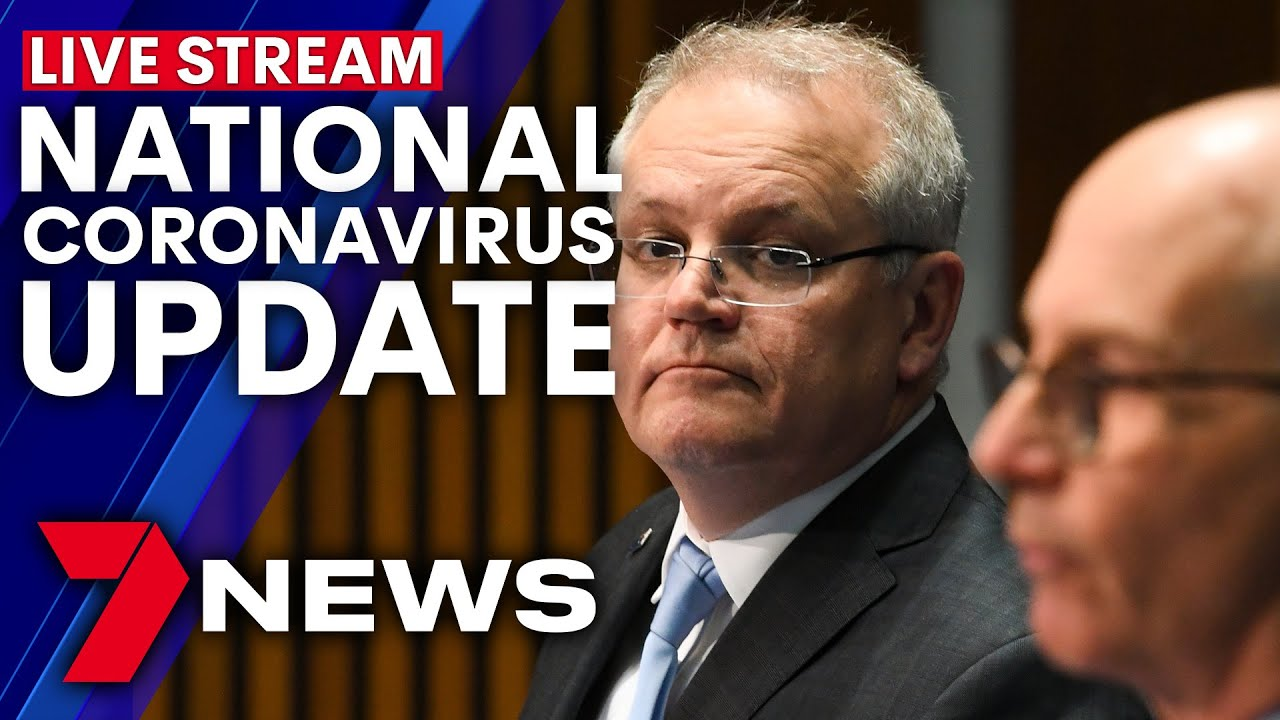 Coronavirus: PM reveals what will happen if a COVID vaccine isn't found | 7NEWS