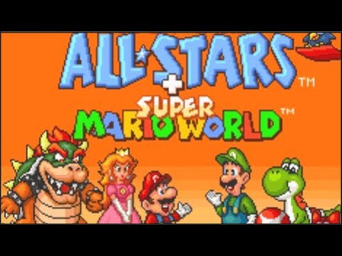 OSS: SUPER MARIO ALL-STAR + SUPER MARIO WORLD!