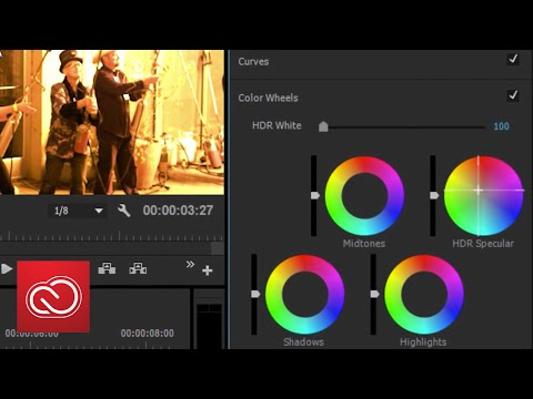 High Dynamic Range Workflows | Adobe Creative Cloud