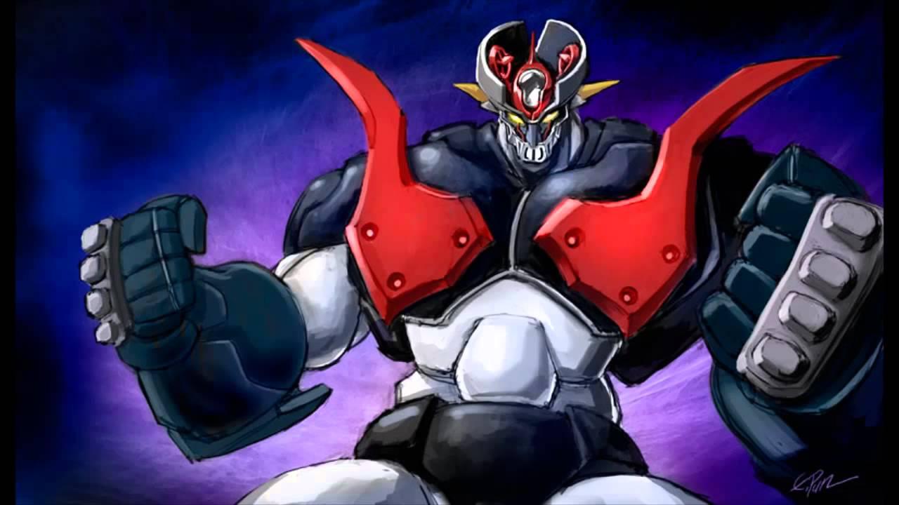modern super robot anime series youtube