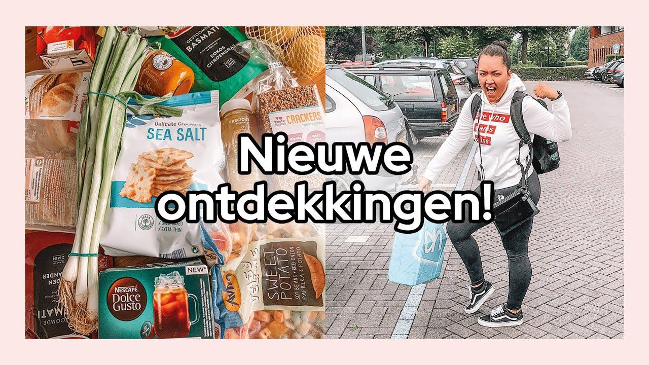 Boodschappen shoplog - Favorieten & Nieuwe ontdekkingen