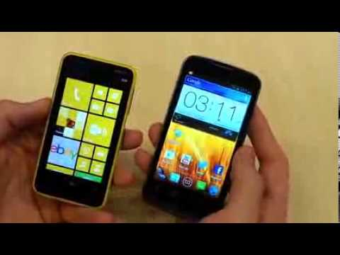 Nokia Lumia 620 vs ZTE Blade 3 from YouTube · Duration:  6 minutes 17 seconds