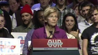 How Elizabeth Warren Met Bernie Sanders