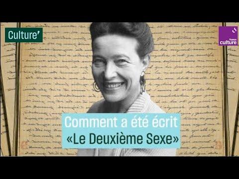 """Comment Simone de Beauvoir a écrit """"Le Deuxième Sexe"""""""