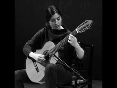 Andrea González Caballero   guitarra