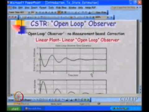 Development of Luenberger Observer (contd.) and Introduction to Kalman Filtering