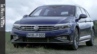 2020 Volkswagen Passat Variant R-Line | Driving, Interior, Exterior